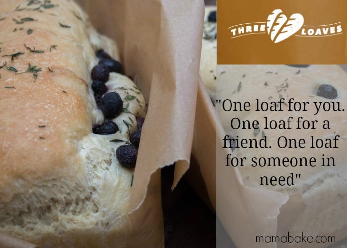 Three Loaves: A Fight Against Hunger