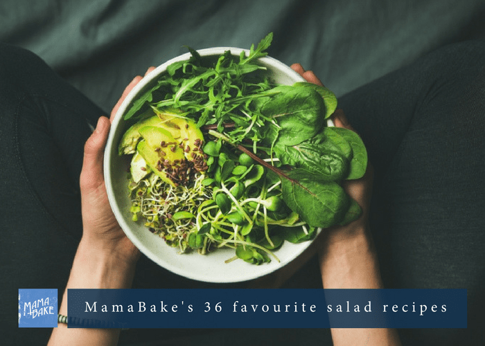 36 Best Ever Summer Salads!