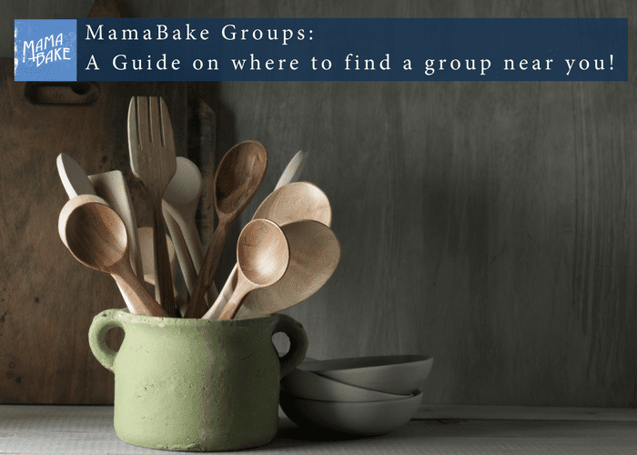 MamaBake Facebook Groups