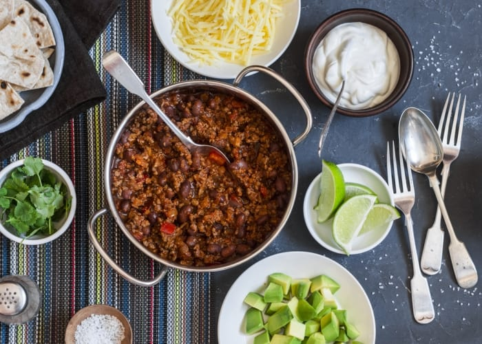 10 Homemade Make-Ahead Meals