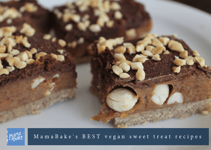 MamaBake's BEST Vegan Dessert Recipes