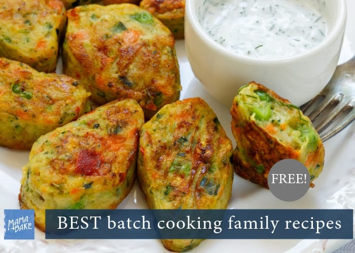 Best batch cooking family recipes