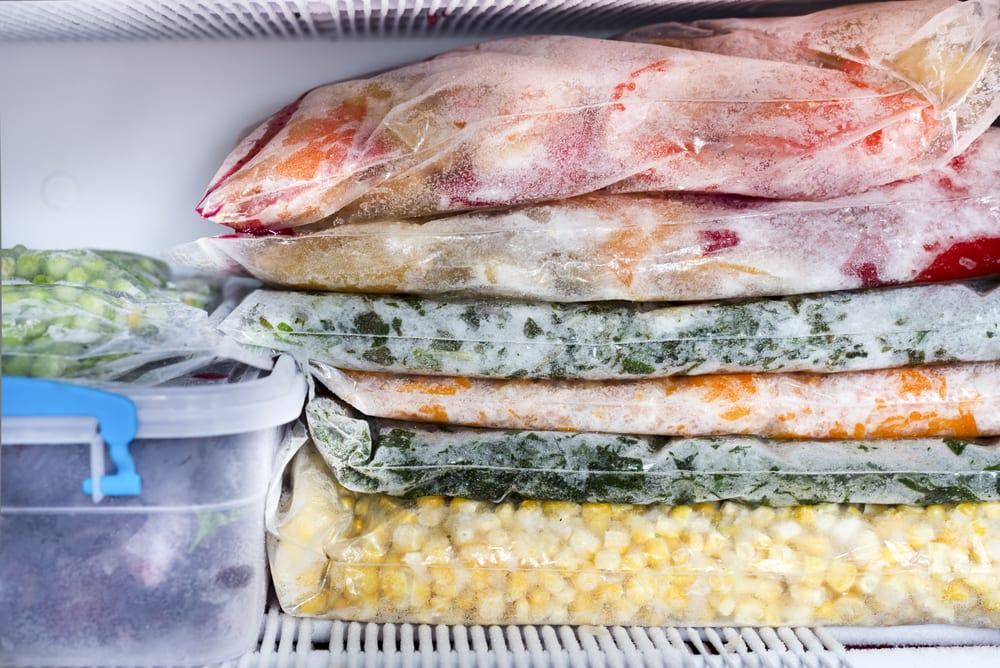Batch Cooking Freezer Guide