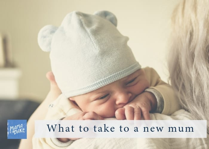 What to take to a new mum