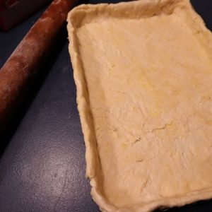 3-2-1 perfect shortcrust pastry
