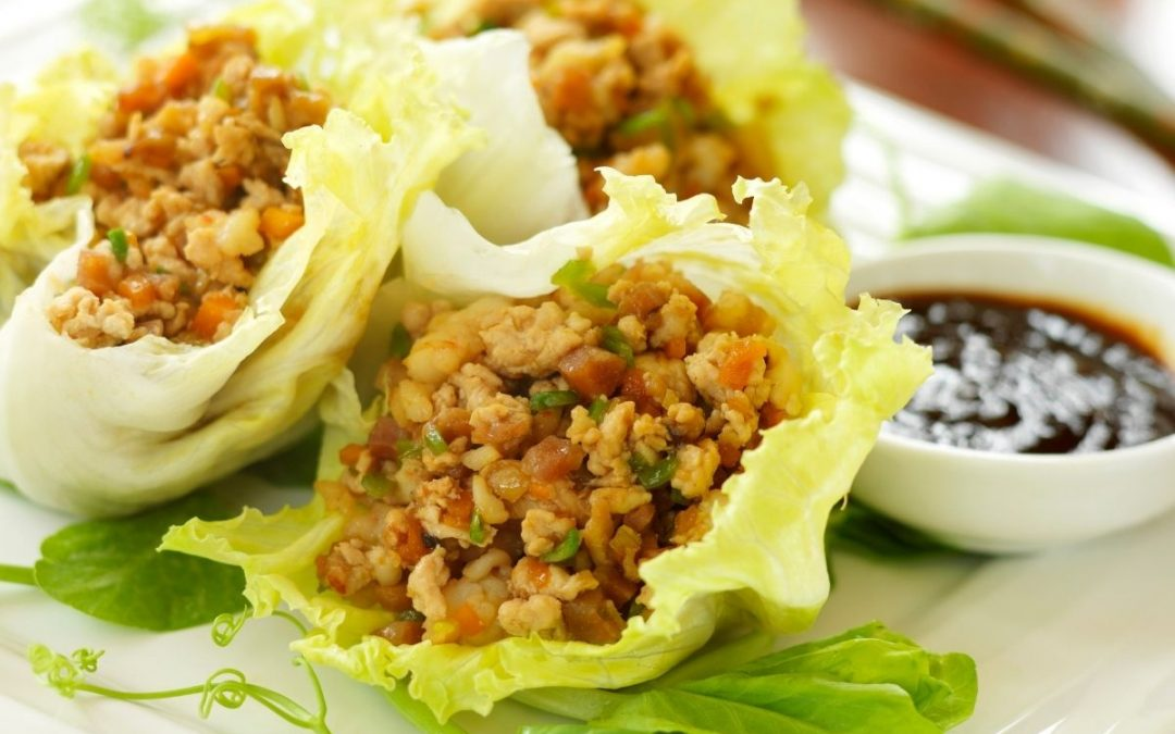 San choy bau – finger food for fast weeknights