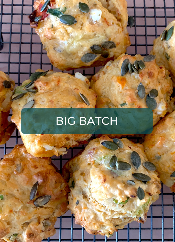 Big Batch recipes